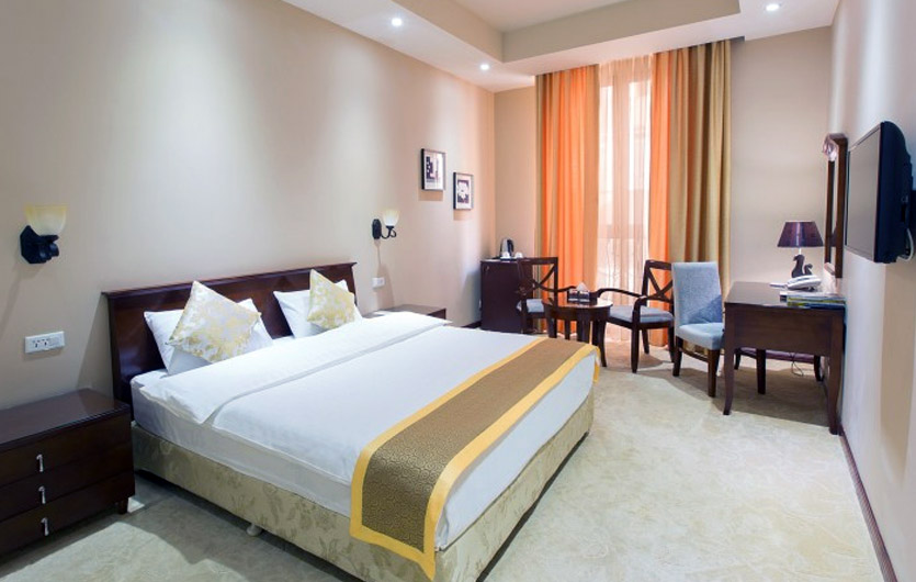 Hotel Diamond House Jerevan Armenien